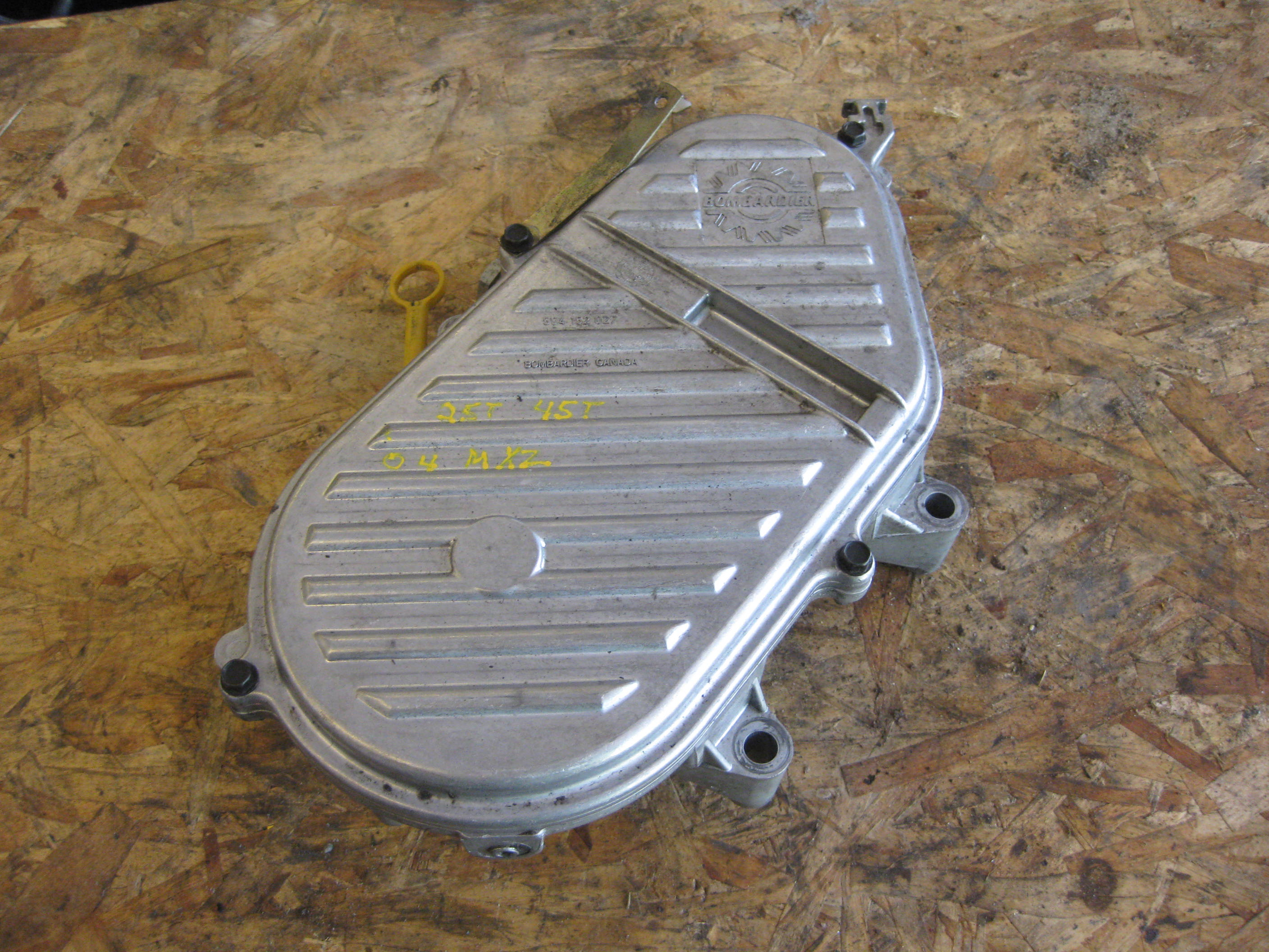 Parts available from 2001 Ski Doo MXZ 800