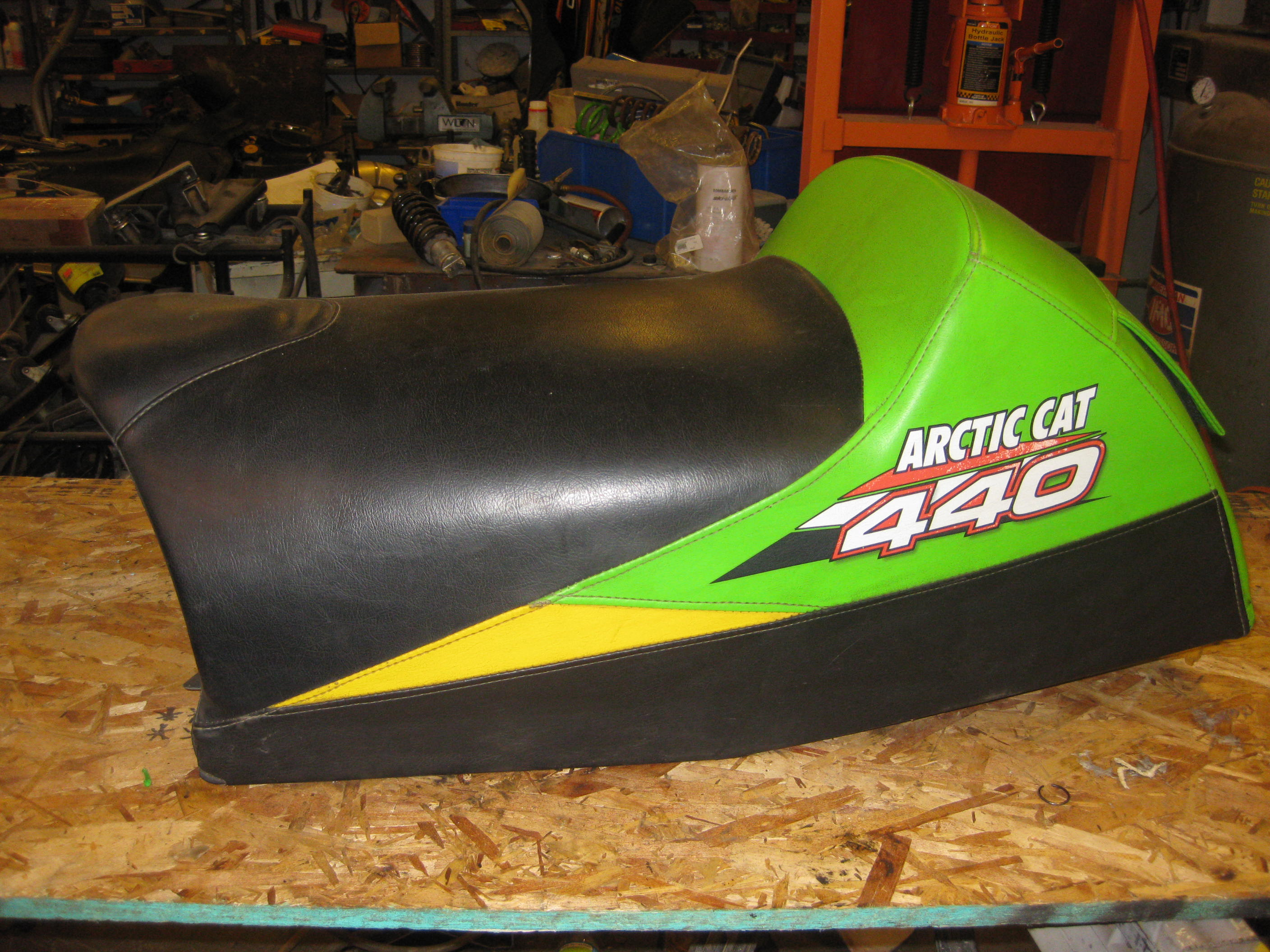 Parts available from 2003 Arctic Cat Sno Pro