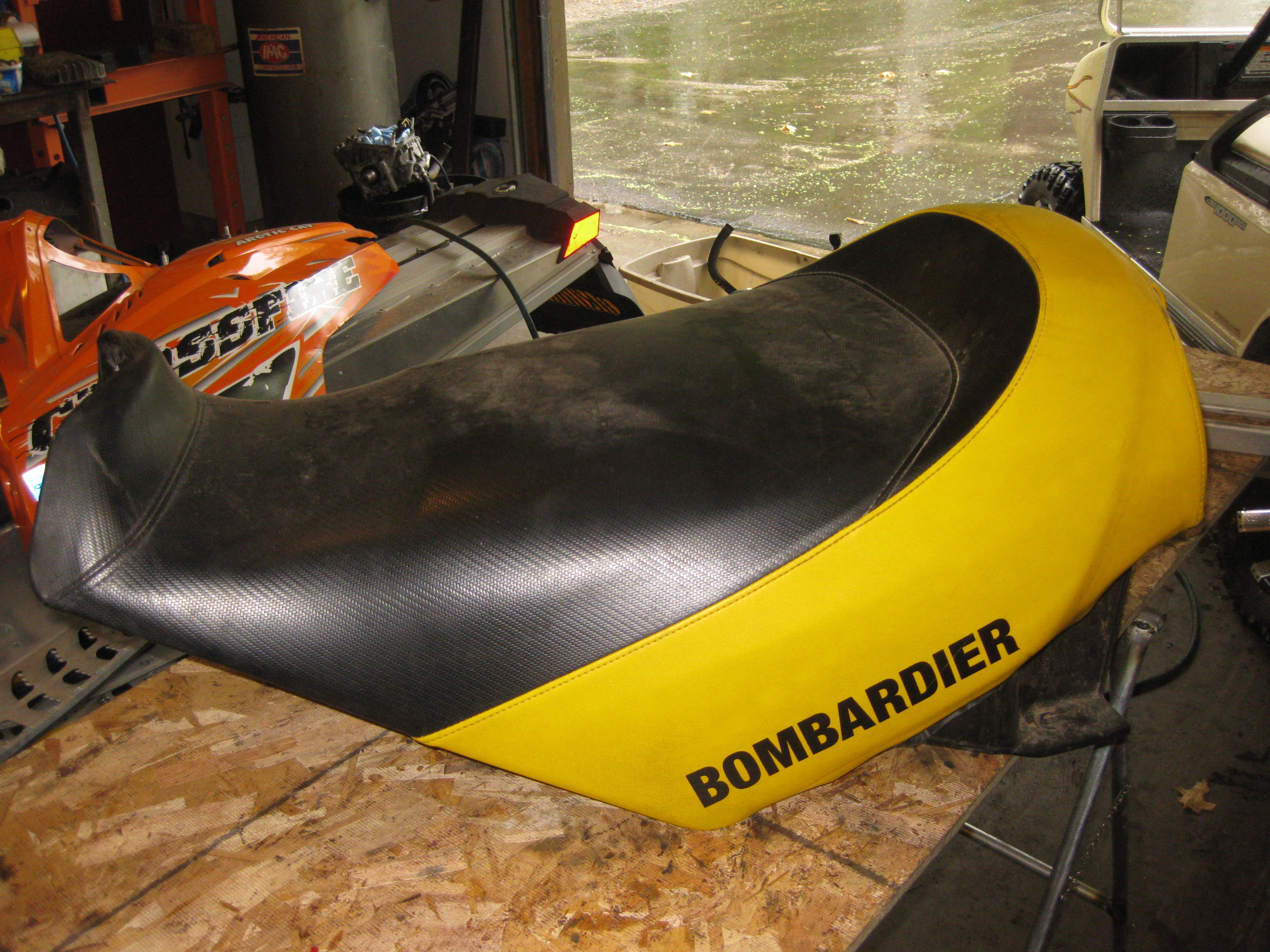 Parts available from 2003 Ski Doo MXZ 600 HO