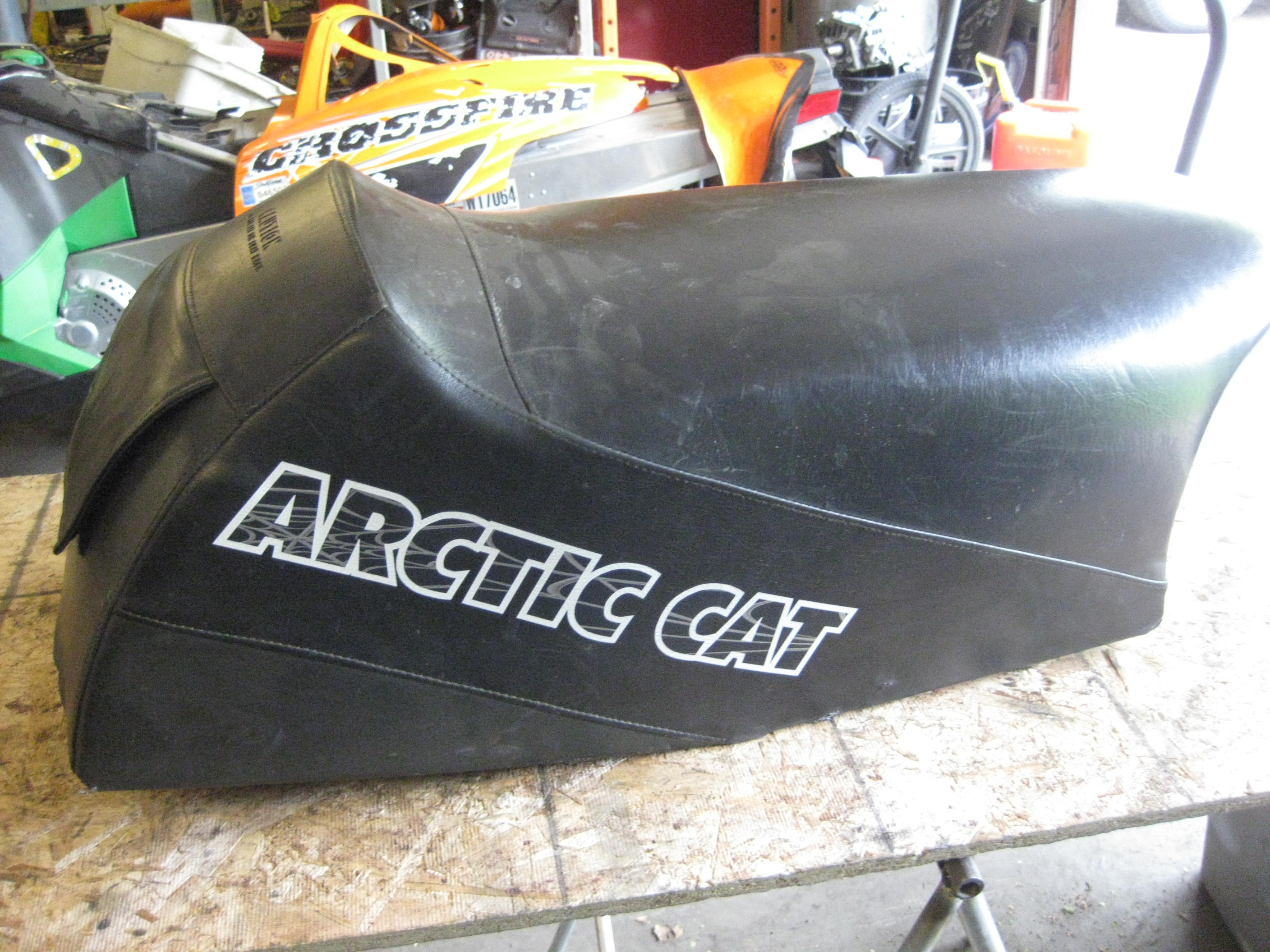 Parts available from 2005 Arctic Cat F7 Black