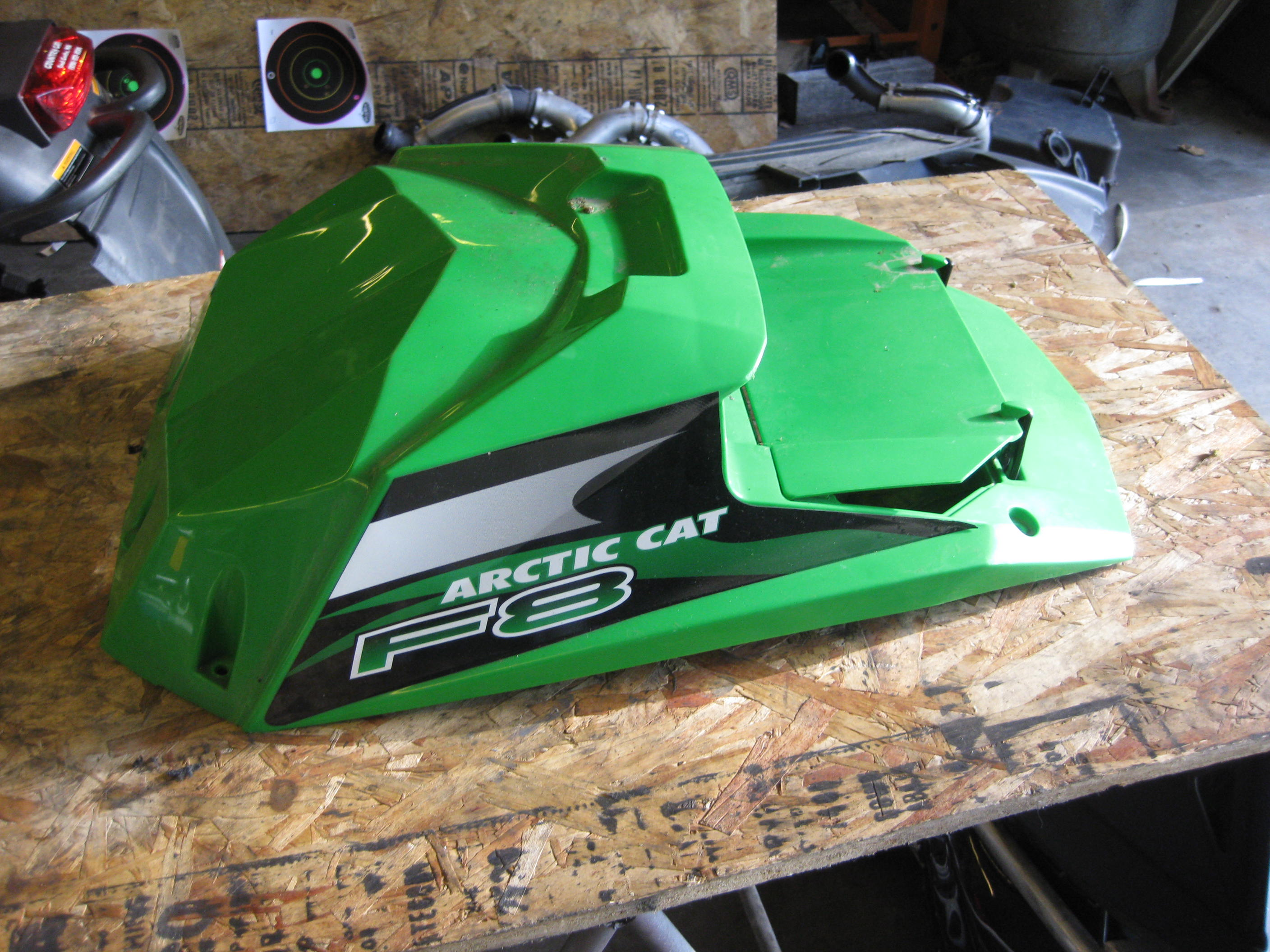 2007 and up Arctic Cat F series